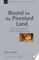 Bound for the Promised Land Book PDF