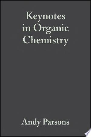 Keynotes in Organic Chemistry - ISBN:9781405147644