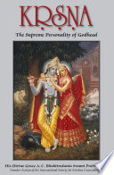 Krsna The Supreme Personality Of Godhead