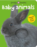 Bright Baby Touch Feel Baby Animals