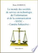 Le monde des soci  t  s de service en technologie de l information et de la communication  SSTIC