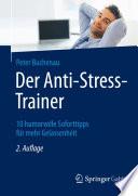 Der Anti-Stress-Trainer