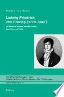 Ludwig Friedrich von Froriep (1779-1847)