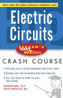 Schaum s Easy Outline of Electric Circuits