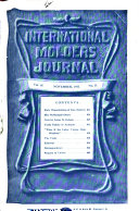 International Molders  and Foundry Workers  Journal