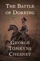 download ebook the battle of dorking pdf epub