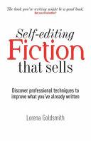 Self editing Fiction that Sells
