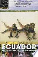 Let s Go Ecuador 1st Edition