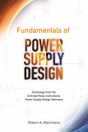 Fundamentals of Power Supply Design