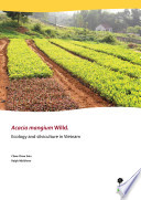Acacia mangium Willd  Ecology and Silviculture in Vietnam