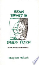 Indian Themes in English Fiction