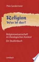 Religion - was ist das?