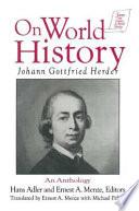 On World History