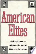 American Elites