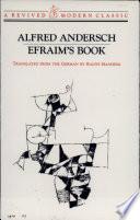 Efraim s Book