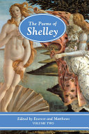 The Poems of Shelley: Volume Two Book