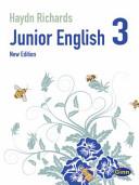 Junior English Book 3 (International) 2ed Edition - Haydn Richards Book Cover