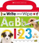 Write and Wipe ABC 123