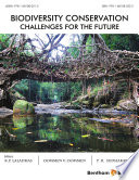 Biodiversity Conservation   Challenges for the Future