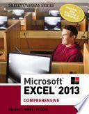 Microsoft Excel 2013  Comprehensive