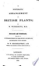 An Arrangement of British Plants ... Third edition
