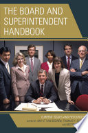 The Board and Superintendent Handbook