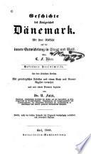 Geschichte des Königreiches Dänemark