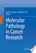 Molecular Pathology In Cancer Research book