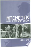 Hitchcock And Twentieth Century Cinema