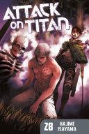 Attack On Titan 28 : on adult swim's toonami! the saga of...