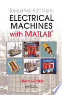Electrical Machines with MATLAB    Second Edition