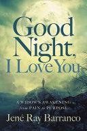 Good Night  I Love You