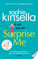Surprise Me New Standalone Novel About Love