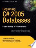 Beginning C  2005 Databases