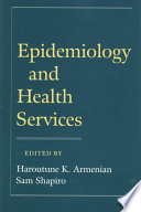 Epidemiology And Health Services