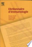 Dictionnaire d'immunologie