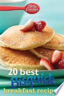 Betty Crocker 20 Best Bisquick Breakfast Recipes
