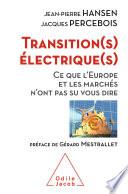 Transition s    lectrique s