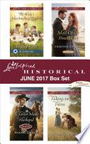 Love Inspired Historical June 2017 Box Set