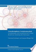 Transdisziplinäre Sozialraumarbeit