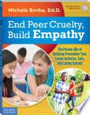 End Peer Cruelty Build Empathy