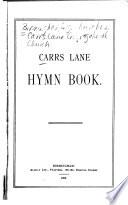 Carrs Lane Hymn Book
