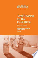Total Revision for the Final FRCA