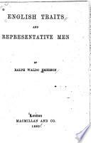 English Traits and Representative Men Book PDF