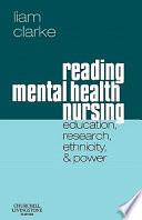Reading Mental Health Nursing