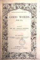 Good words, ed. by N. Macleod