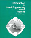 Introduction to Naval Engineering