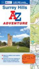 Surrey Hills Adventure Atlas