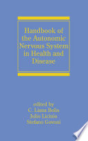 Handbook of the Autonomic Nervous System in Health and Disease