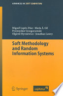 Soft Methodology And Random Information Systems